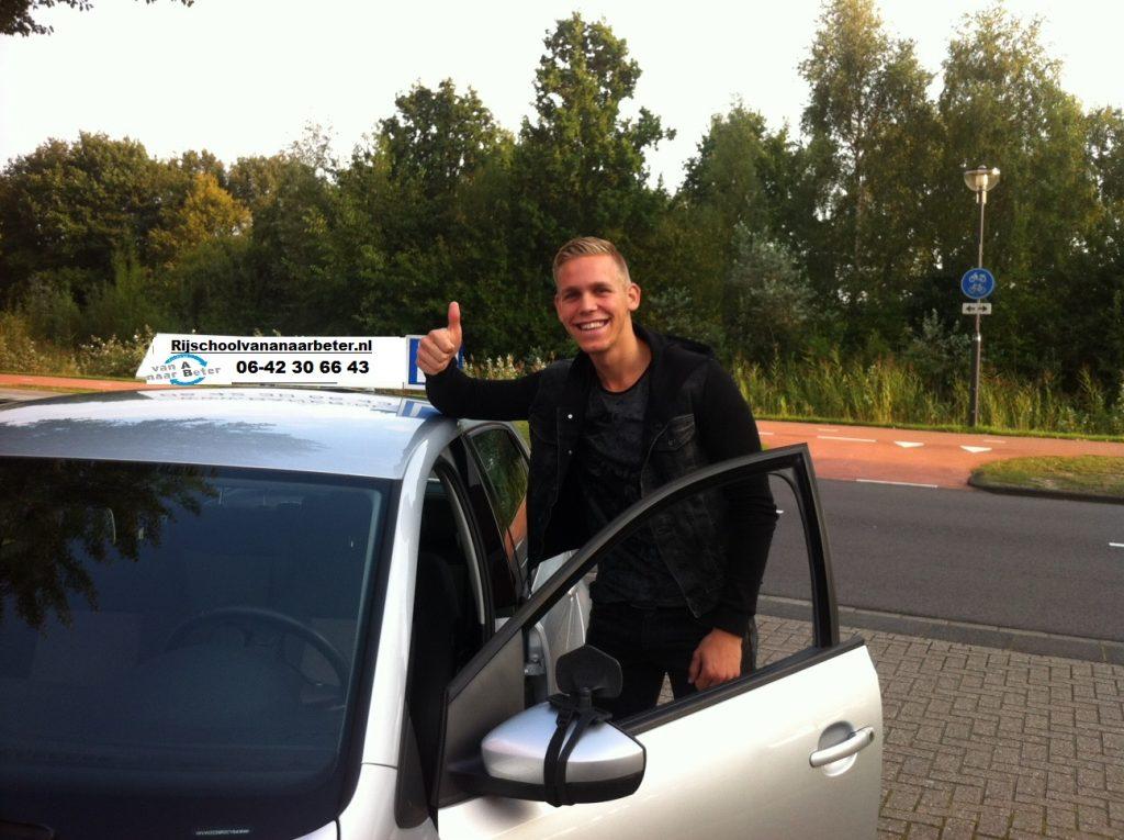 Rijschool Amsterdam rijlessen almere zaandam